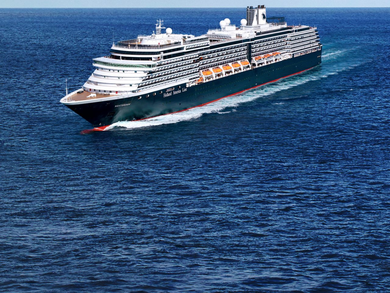 Holland America Westerdam To Visit Eight Countries In 2019