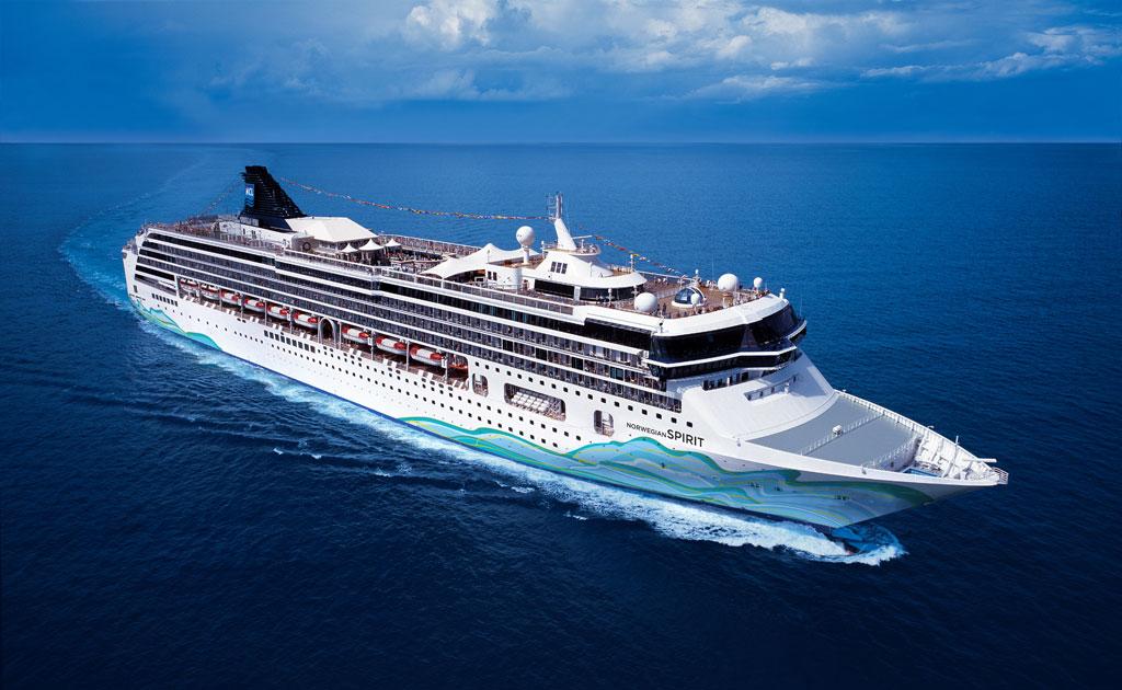 Norwegian Spirit finishes $100 million drydock and will sail Greek Isles |  Cruise.Blog