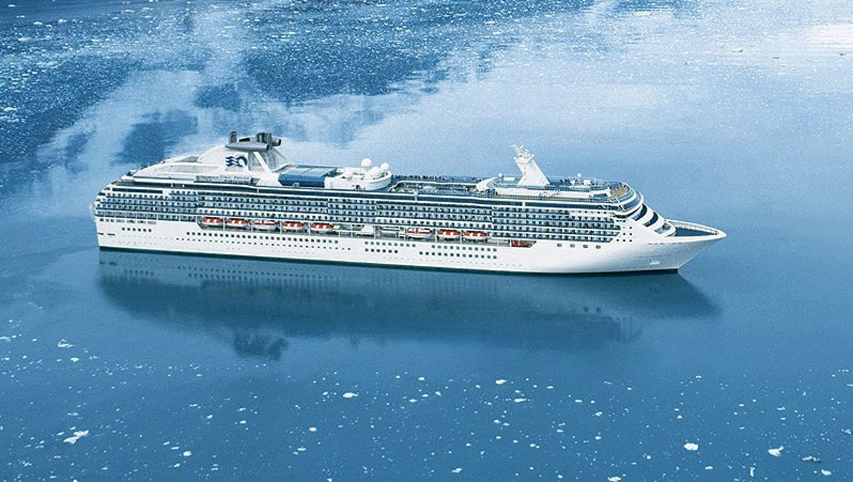 Princess Cruises cancels more cruises due to Canada and Australia bans |  Cruise.Blog