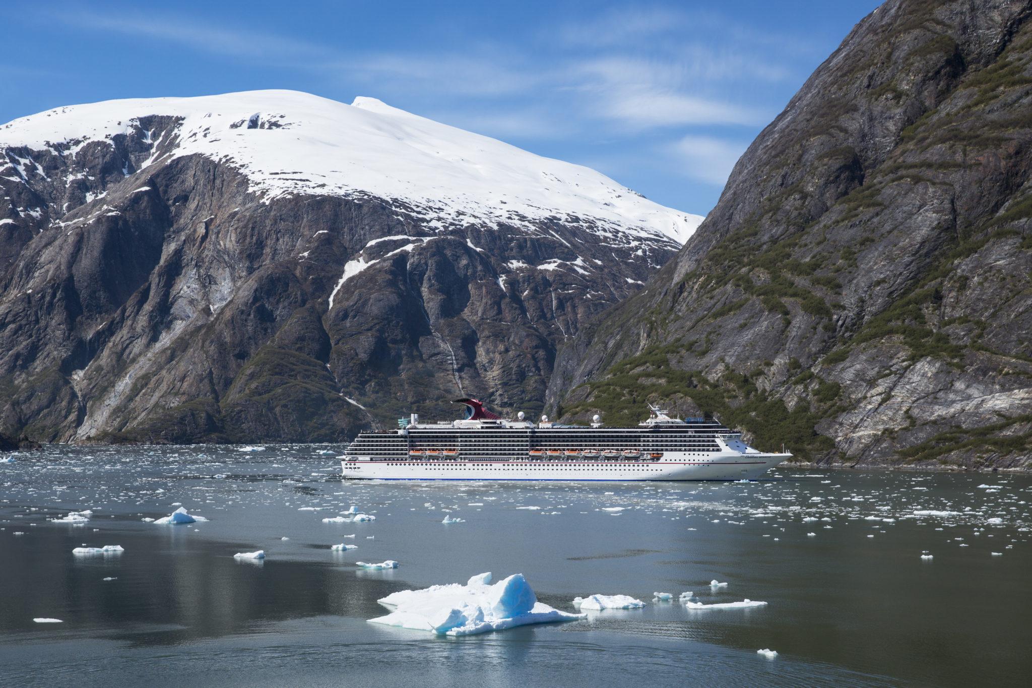 Carnival will restart cruises in Alaska in 2021 | Cruise.Blog