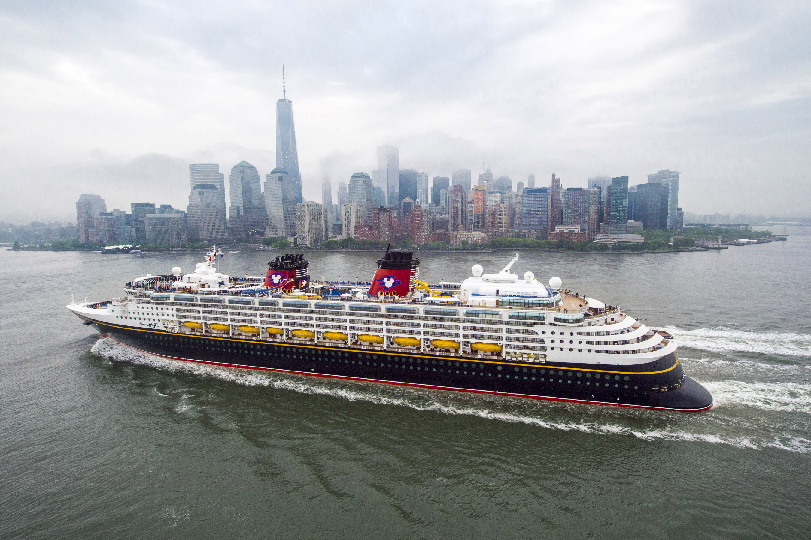 DCL ship New York