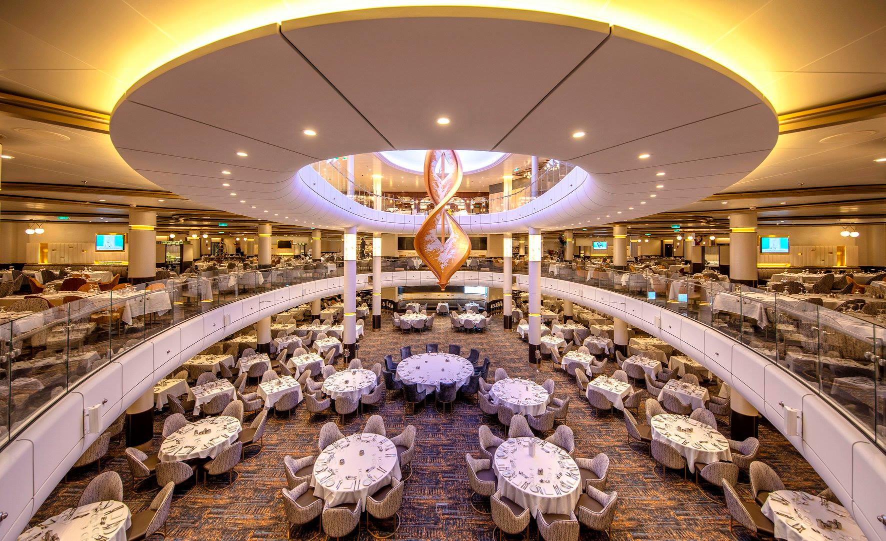 Royal Caribbean Takes Delivery Of Spectrum Of The Seas