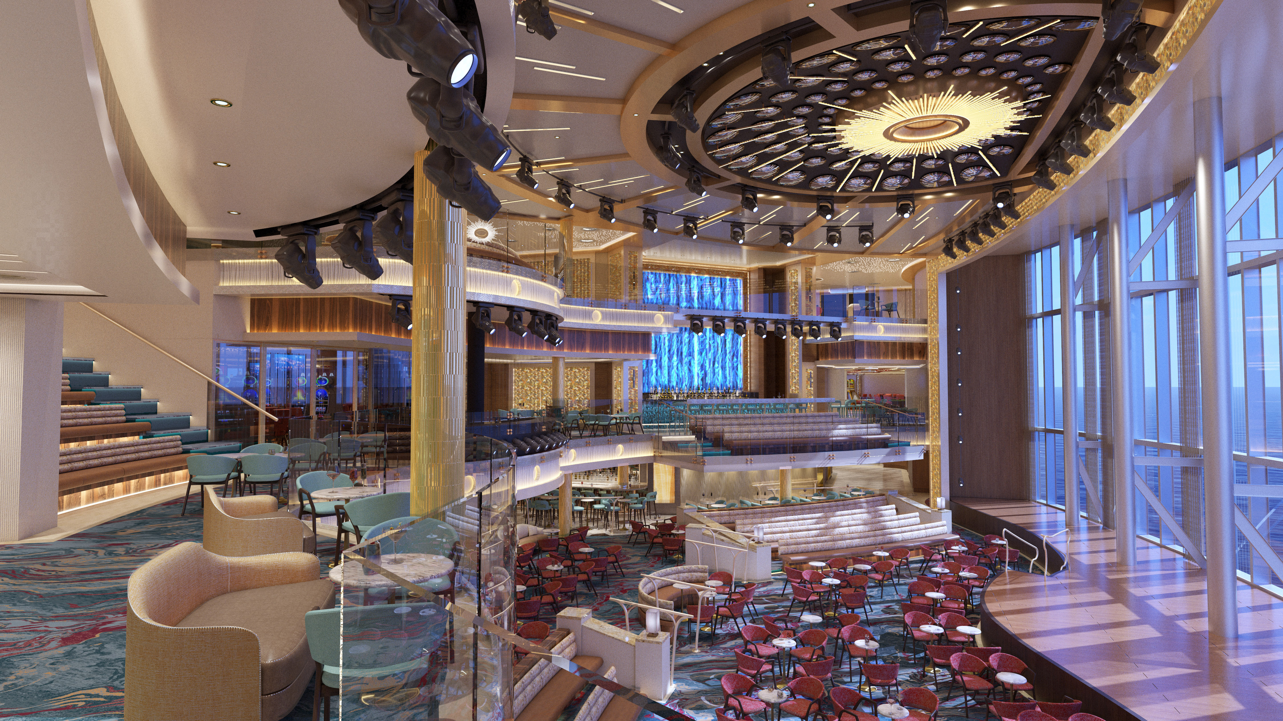 10 Great Things You'll Only Find on Carnival Mardi Gras | Cruise.Blog