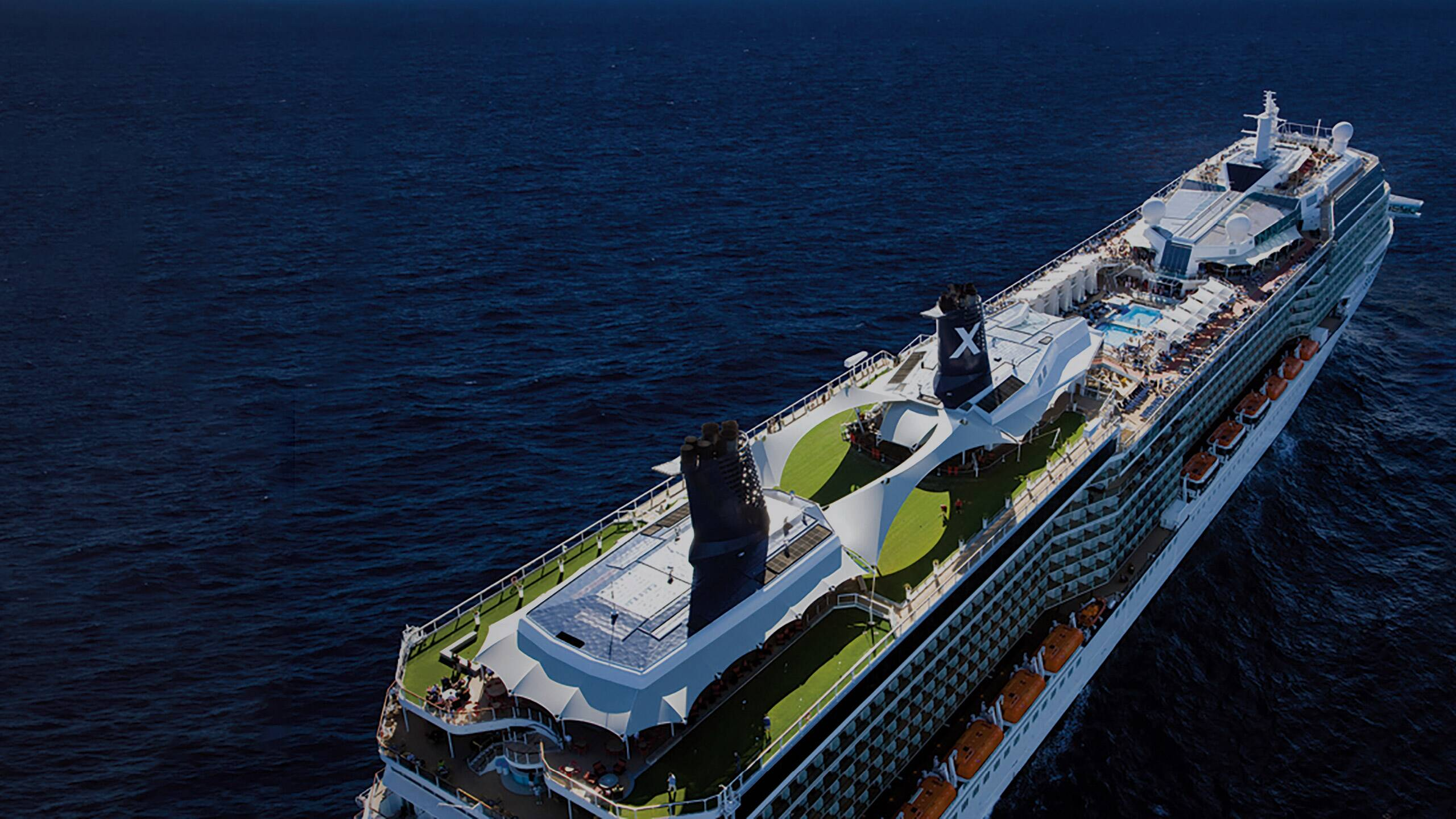 Celebrity cruise ships will sail at about half capacity when they restart  and increase capacity every month   Cruise.Blog