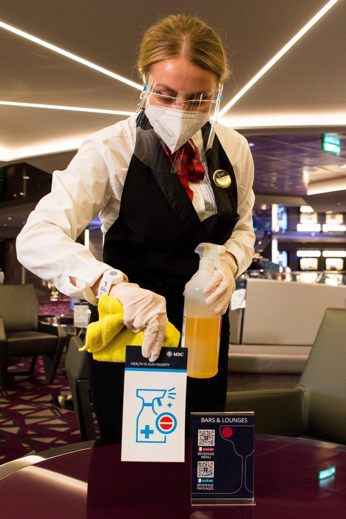 CDC issues order requiring masks on cruises   Cruise.Blog