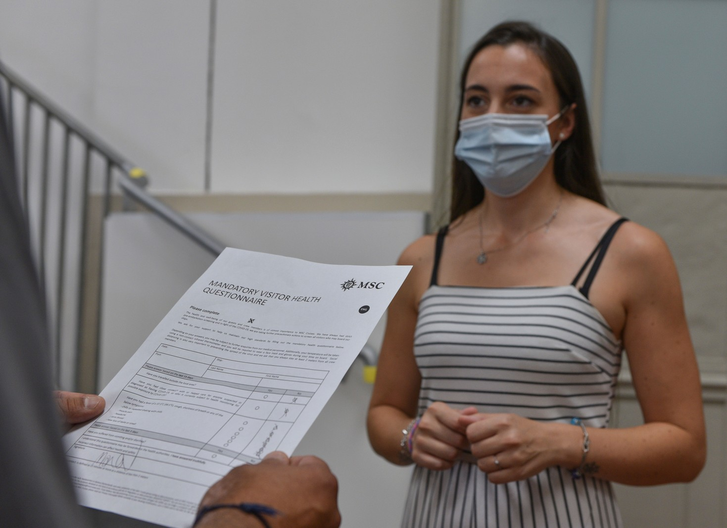 CDC issues order requiring masks on cruises | Cruise.Blog