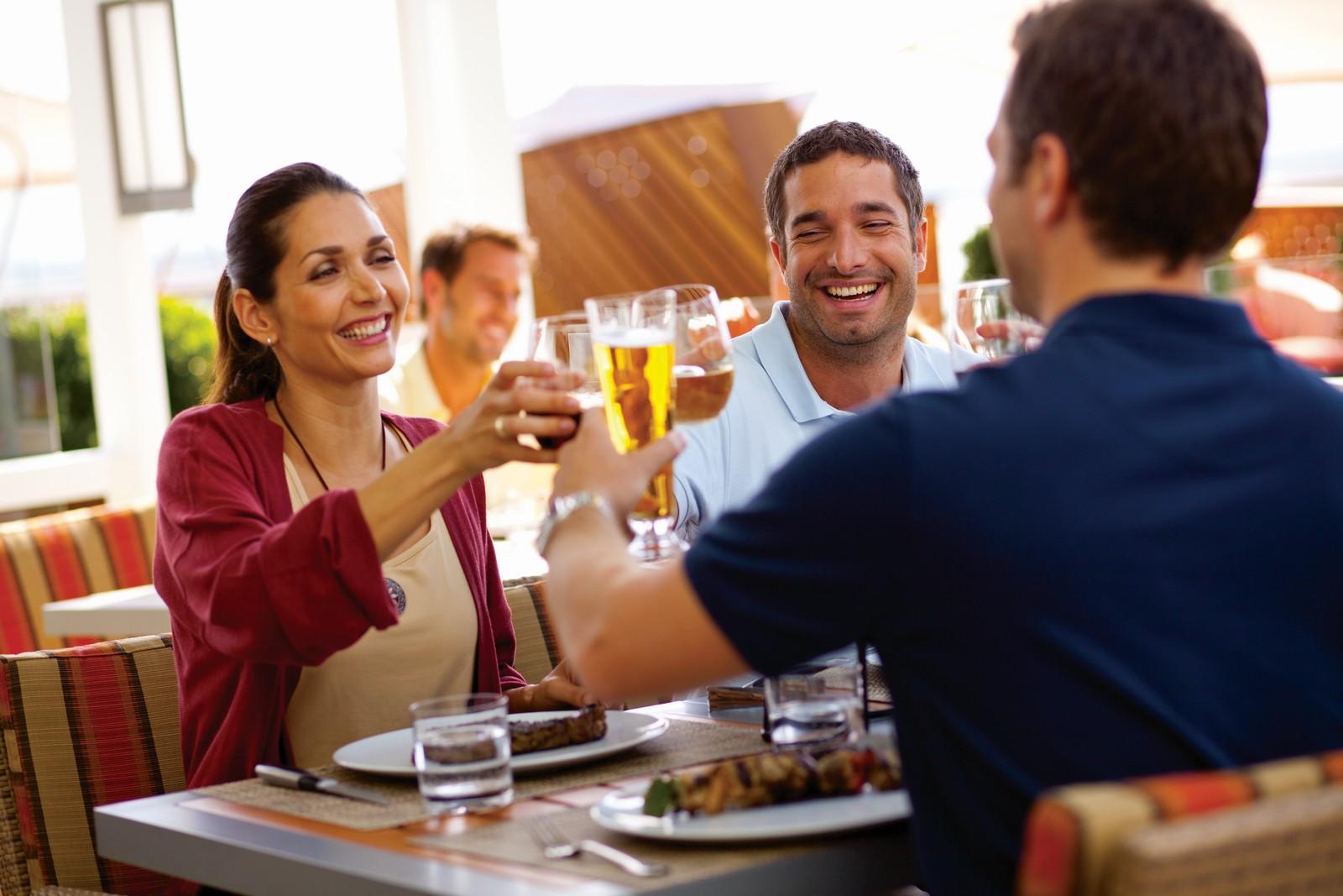 Celebrity dining