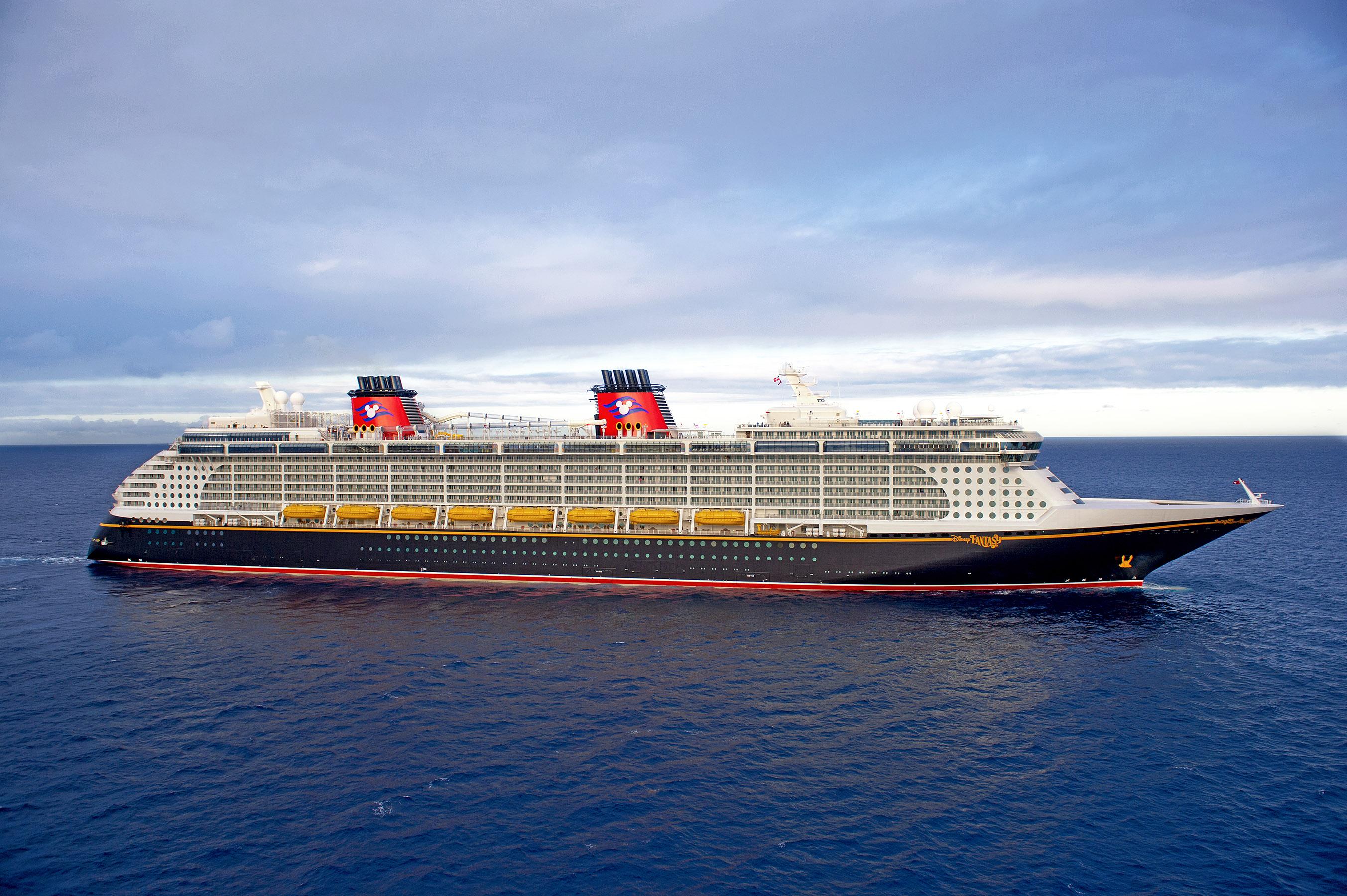 Disney Cruise Line ship