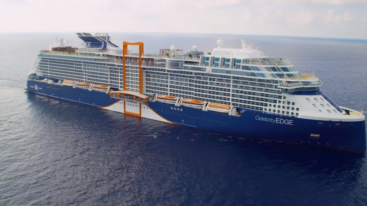First cruise ship to sail from the U.S. will be Celebrity Edge | Cruise.Blog