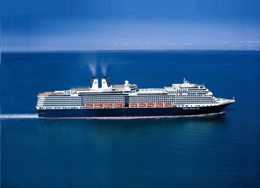 Holland America will restart cruises from Greece only for vaccinated  passengers | Cruise.Blog