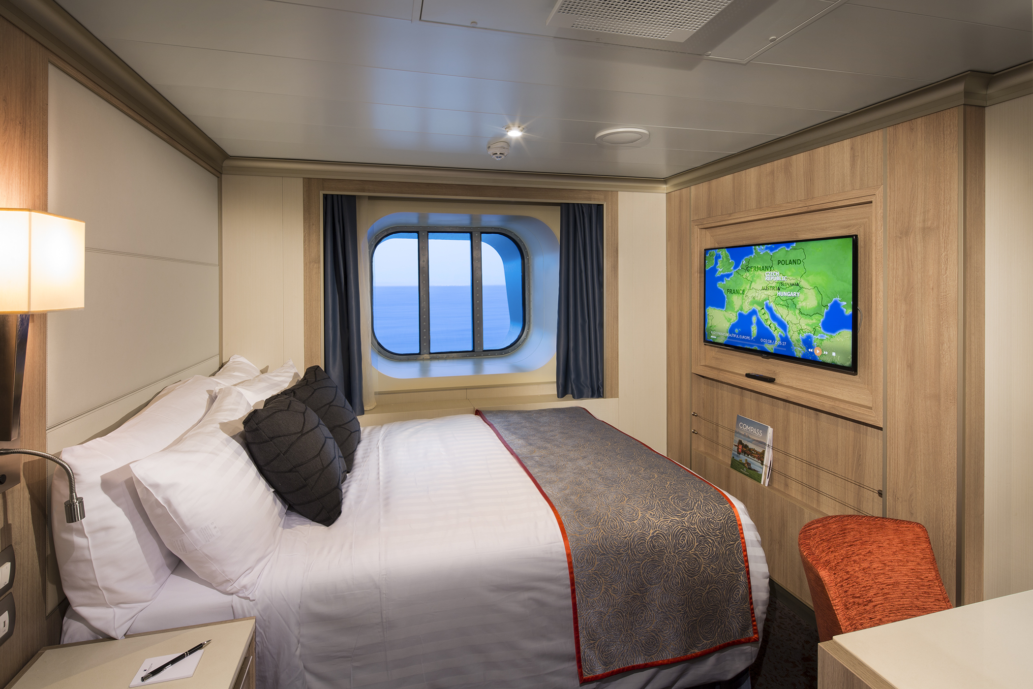6 Cruise Lines With Single Cruise Cabins   Cruise.Blog