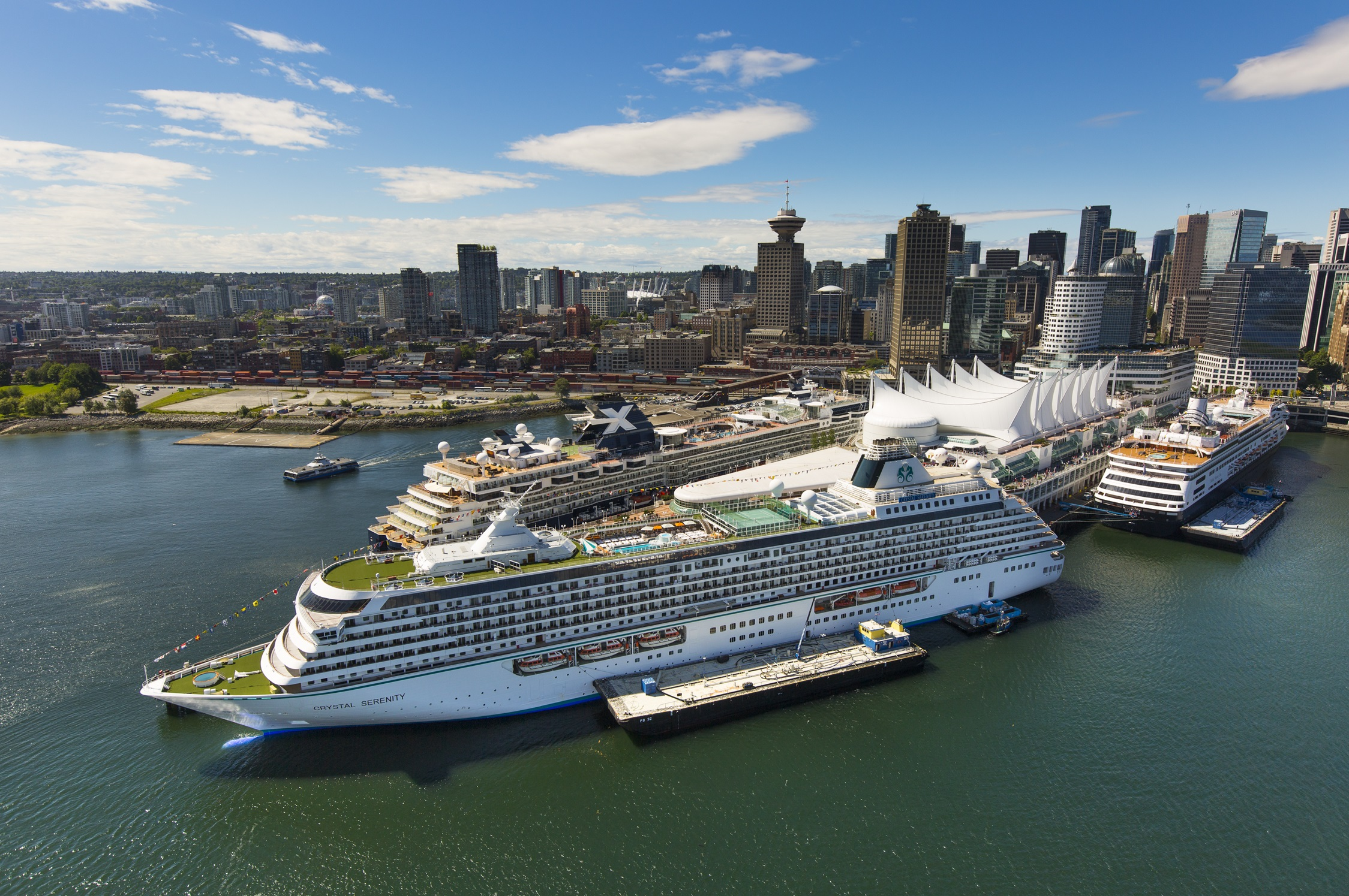 Canada will not permit cruise ships to dock at their ports until July 1