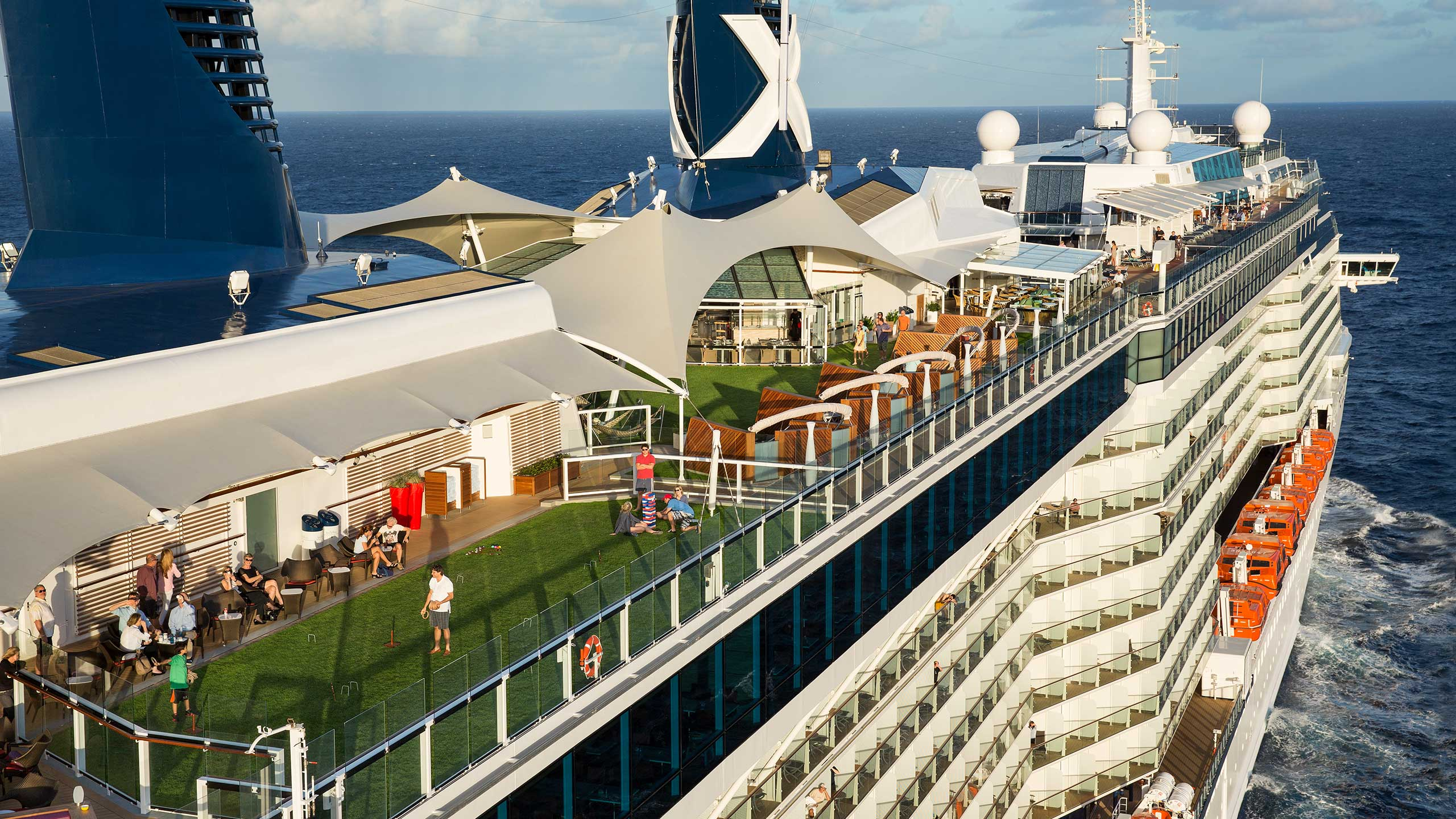 Celebrity cruise ships will sail at about half capacity when they restart  and increase capacity every month | Cruise.Blog