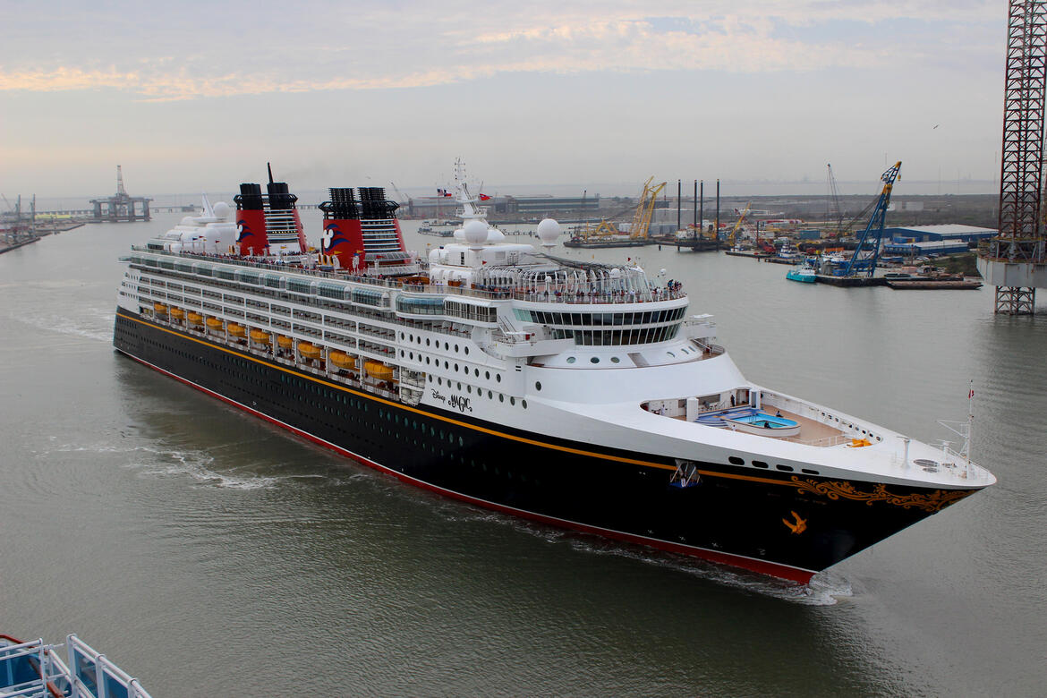 Disney Cruise Line signs 10-year agreement with Galveston | Cruise.Blog