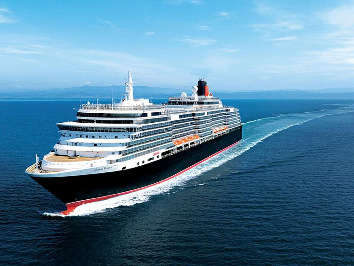Cunard announces winter 2020-2021 sailings