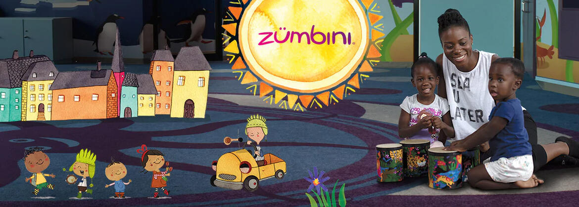 On every sailing, kids 2–5 years old will enjoy a free 30-minute Zumbini class
