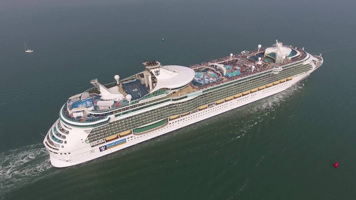 Royal Caribbean cancels Independence's 2020 UK season