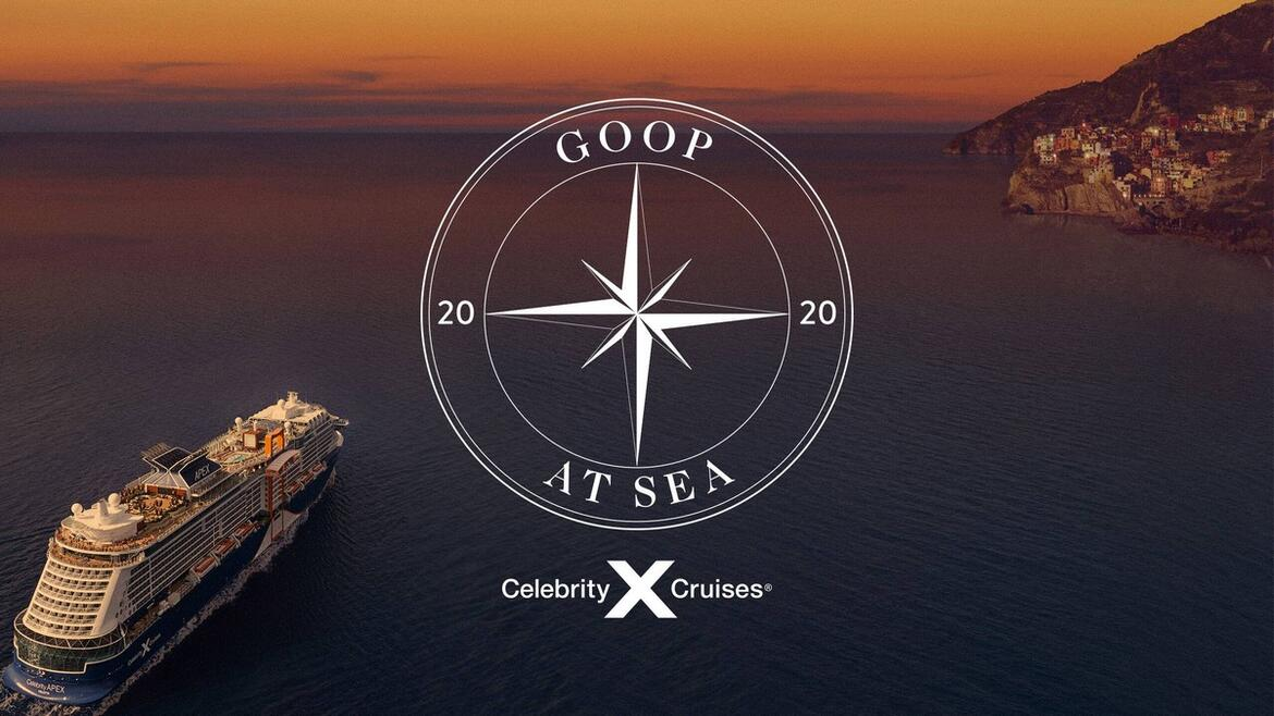 Celebrity Cruises Teams Up with Gwyneth Paltrow's goop