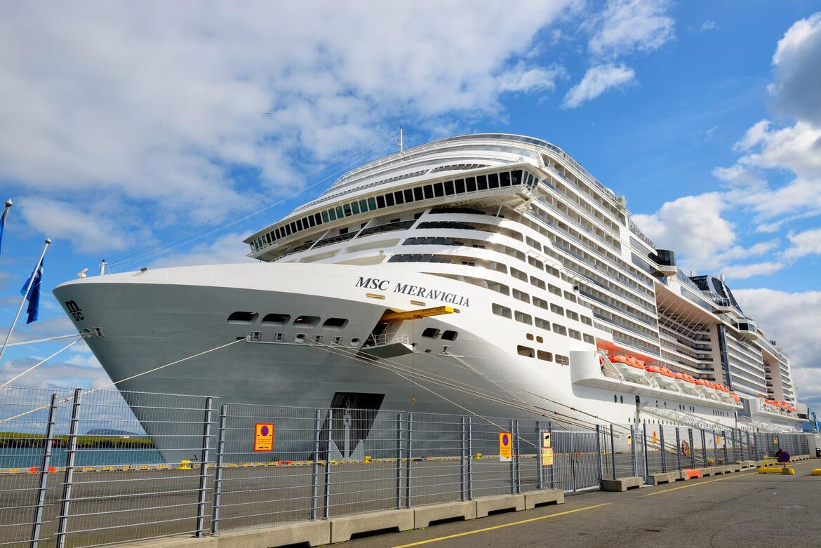 Cruise ship MSC Meraviglia turned away from two Caribbean ports amid coronavirus concerns