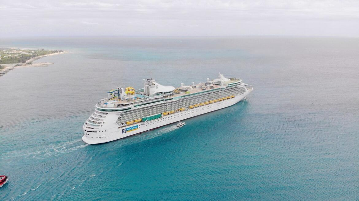 Royal Caribbean will suspend its cruises in the United States for 30 days due to Coronavirus