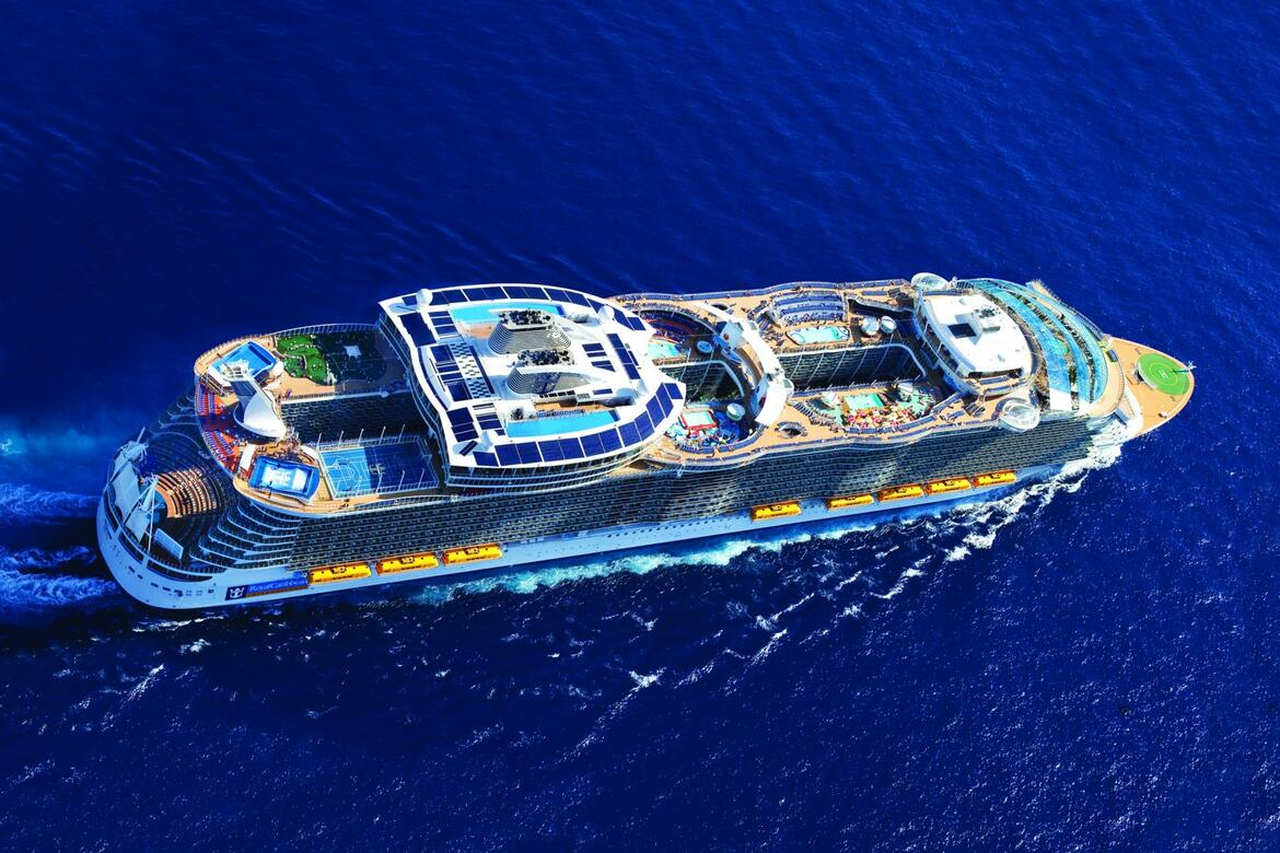Royal Caribbean talks of possibly more cancellations, new ship delays and a look at booking numbers