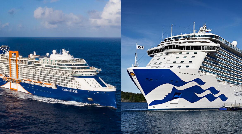 Compare Celebrity Vs Princess Cruises Cruise Blog