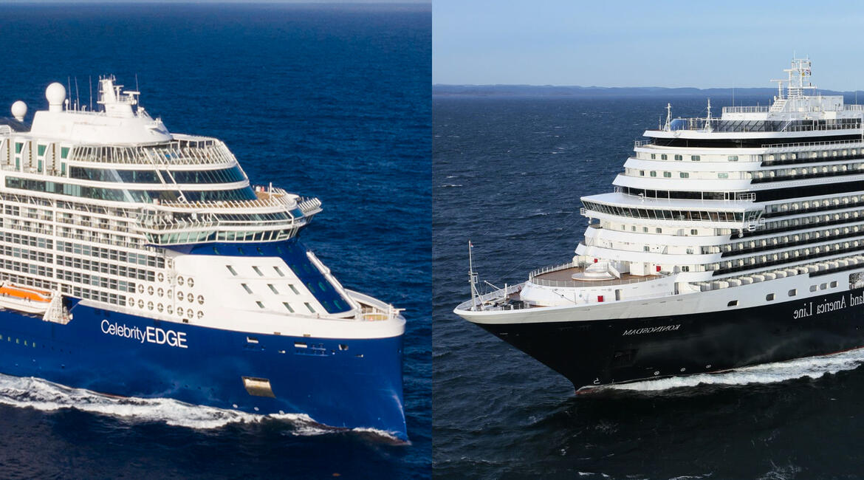Compare Celebrity Vs Holland America Cruises Cruise Blog