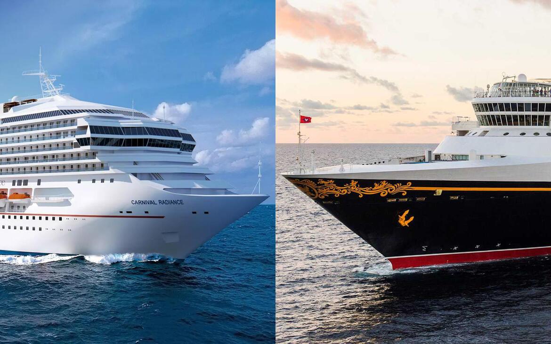 Compare Carnival Vs Disney Cruise Line Cruise Blog