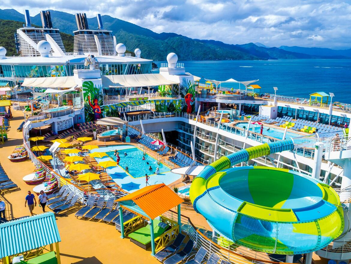 Royal Caribbean will use volunteers for test cruises | Cruise.Blog