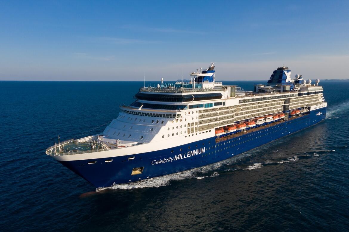 Live Blogging From Celebrity Millennium, the First Big-Ship Cruise to Allow  Americans in More Than a Year | Cruise.Blog