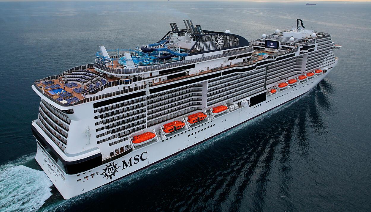 MSC Meraviglia is biggest cruise ship to visit New York | Cruise.Blog