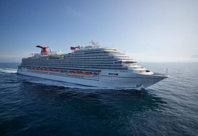 Carnival Cruise Line Welcomes Carnival Panorama
