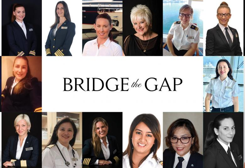 Barrier-Breaking. History-Making. Celebrity Cruises To Set Sail With First-Ever All-Female Bridge And Officer Team
