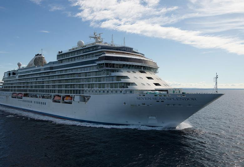 Regent Seven Seas Takes Delivery of Newest Cruise Ship Seven Seas Splendor