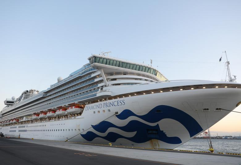 Food service workers were main carriers of coronavirus on Diamond Princess