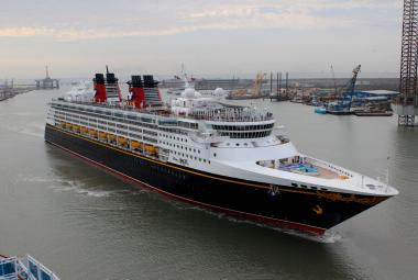 Disney Magic in Galveston