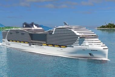 MSC Cruises lays out plans for massive World Class
