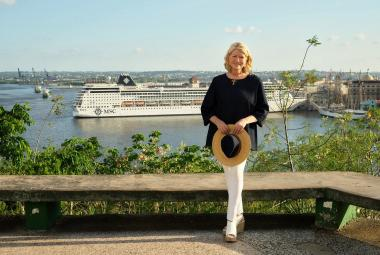 With the new Martha Stewart & MSC Cruises partnership, guests will be able to celebrate, discover and experience their Caribbean vacations with specially curated shore excursions, celebration surprise gift packages, and onboard special holiday dinner menus and recipes.