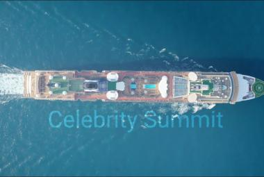 Watch a 90 second tour of the newly transformed Celebrity Summit
