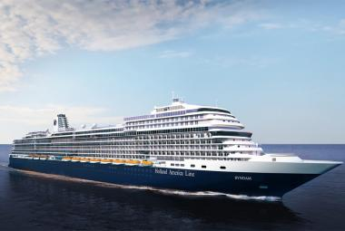 Holland America Line to Name New Ship Ryndam