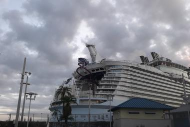 Two new Royal Caribbean ships, including second largest in world, move to Port Canaveral