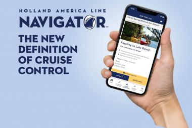 Holland America is the latest cruise line to launch a mobile app