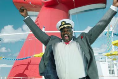 Carnival Cruise Line Debuts New Safety Briefing Video Starring CFO Shaquille O'Neal