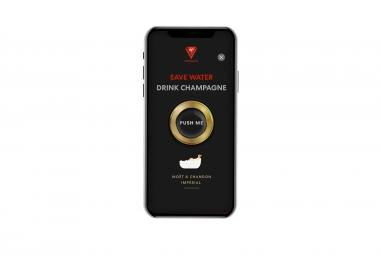 "Virgin Voyages to Feature On-Demand Champagne Delivery Service ""Shake for Champagne"""