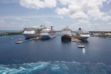 Nassau Cruise Port construction expected to stay on track