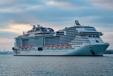 MSC Cruises cancels March & April Persian Gulf cruises due to Coronavirus closing ports
