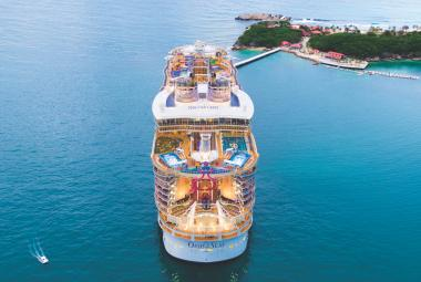 Royal Caribbean cancels an additional 30 days of cruises due to COVID-19