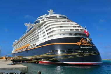 Disney Fantasy cruise ship