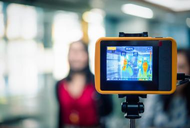 Carnival Cruise Line Partners with Infrared Cameras for Passenger/Crew Screening