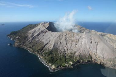 Newlyweds sue Royal Caribbean for being on New Zealand volcano excursion during eruption